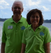 Ed and Wendy Nordine, Floida   Board Members since 2011