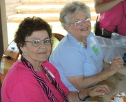 Anne Linville and Pat Moody | Queens of Clovis
